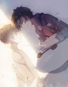 Big Hero 6 - Tadashi and Hiro