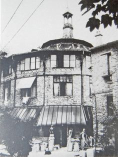 La-ruche-montparnasse-paris-1918-amedeo-modigliani