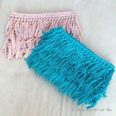 T-Shirt Bag Crochet Bag