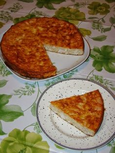 Cristina's world: Placinta de pui - dukan style Dukan Diet Recipes, Healthy Recipes, Healthy Food, I Foods, Food And Drink, Keto, Cheese, Cooking, Ethnic Recipes