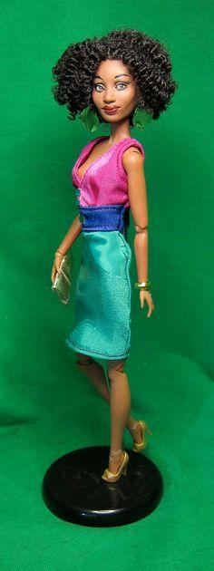 Wildflower Dolls Dee Dee 20 OOAK Doll Only by WildflowerDolls, $89.95