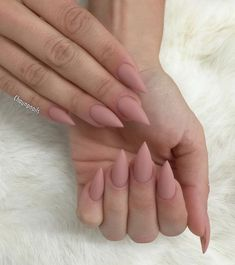 Or you can just create that dangerous and yet unique looking; either by cutting your nails into these claw-like shapes, or by putting fake nails.