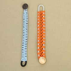 Lace Macrame Bracelets by Remarkably Domestic