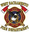 City of West Sacramento Fire Department Logo