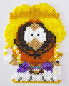 Princess Kenny - South Park Stick of Truth - Hama / Perler bead