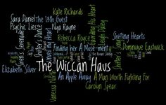 Wiccan Haus Collage