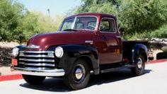 1949 chevrolet pick up truck