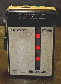 vintage sony walkman wm-af22 radio cassette player tested from $25.0