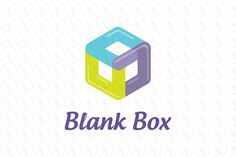 Blank Colorful Box - $295 http://www.stronglogos.com/product/blank-colorful-box #logo #design #sale #software #developer #technology #IT #media