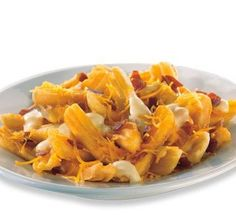 SMOTHERED CHEESE FRIES Dennys Copycat Recipe (and a couple other Dennys Copycat recipes...)