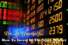 DIY How To Invest In The Stock Market For Beginners