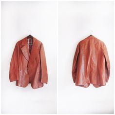 Fifty Shades of Brown // Vintage 70s Mens by JULYsecondVintage