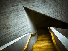 Architecture  EllisWilliams Architects  Interiors  Oriel Mostyn Gallery  Stairs