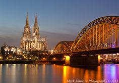 Cologne Germany | Mark Shimazu Photography