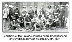Scenes from Anglo Boer War