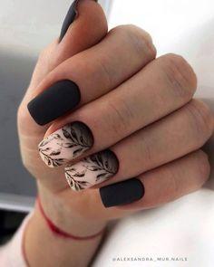 Nails Design: Night Entertainment for 42 Festive and Bright Nail Art Ideas For New 2019 - Page 14 of 42 - eeasyknitting. com - NailStyle Bright Nail Art, Bright Red Nails, Pastel Nails, Light Nail Polish, White Nail Polish, Sunflower Nails, City Nails, Short Square Nails, Diy Nail Designs