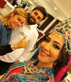 Hem kina hem düğün de makyaj icin canim arkadasim @iremavara , saç için  @erdalavara ve tum @erdalkuafor ekibini tesekkur ediyorum.Elinize saglik hersey kusursuzdu ❤