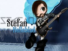 Stefan Helleblad from Within Temptation by RICARD0espinoza