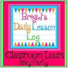 I've had a handful of people ask about my classroom layout, so here it is! I'm linking up with Brigid from Brigid's Daily Le...