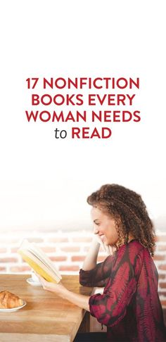 17 Nonfiction Books That Every Woman Needs To Read