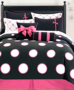 Sophie 10 Piece Full Comforter Set - Dorm Bedding - Bed & Bath - Macy's
