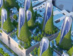 La visión más clara de los edificios sustentables que también sueño realizar
