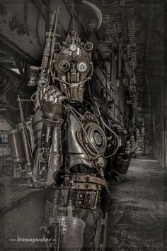 Les costumes steampunk de Alexander Schlesier - http://www.2tout2rien.fr/les-costumes-steampunk-de-alexander-schlesier/