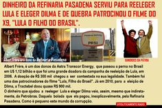 GUAPIMIRIM REAGE BRASIL.: EM POUCAS PALAVRAS A TRAMOIA DA REFINARIA DE PASSA...