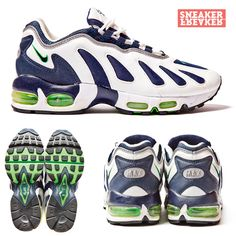 huge discount 05555 f05ee NIKE AIR MAX 96 – 1996 Running Shoes Nike, Nike Free Shoes, Nike Shoes