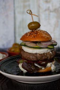 our food creations: Burger-Mania bei der Rettungstruppe