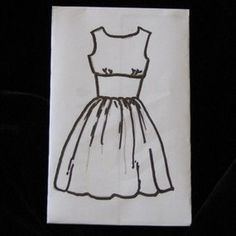 FREE Retro / Vintage Inspired Dress 1950s Style Pattern and Tutorial