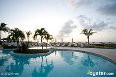 Sunrise at The Sands at Grace Bay in Providenciales, Turks & Caicos