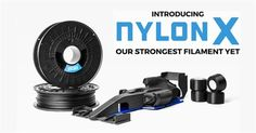 3ders.org - MatterHackers stress tests its hybrid NylonX 3D printer filament with impressive results | 3D Printer News & 3D Printing News