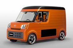次世代和風機能小車 大發《Daihatsu》四款概念車預約東京車展亮相  國王車訊 KingAutos
