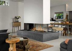 Panorama-Kamine Gas von Brunner                              …
