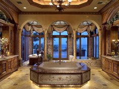 Beautiful bathroom.
