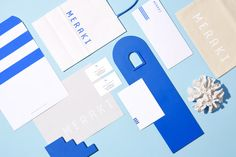 "Branding for Meraki by Caserne""Meraki imports authentic Greek..."