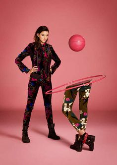 The Insight Autumn 2013 Campaign is Inspired by Surrealism #sports #style