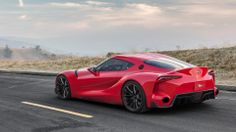 Vehicles - 2014 Toyota Ft-1 Concept Wallpaper