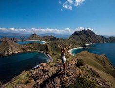 Padar Island!  Best view of my entire life #mybestintravel #mybestintravel2016 #lonelyplanet