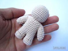 Amigurumi Crochet Doll