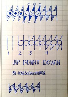 Up point down tangle | Flickr - Photo Sharing!