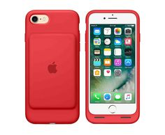 Apple selling red iPhone 7 Smart Battery Case other accessories for Product (RED)