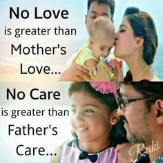 True ... We Indians adore our parents . I will adore your parents but you should focus on me !!!