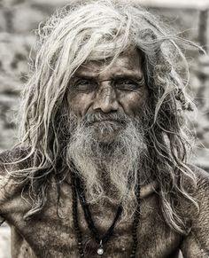 3 A Sadu pilgrim from Varanasi, India. (© Craig Stevenson/National Geographic Traveler Photo Contest) #