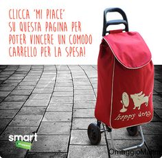 Vinci carrello porta spesa - http://www.omaggiomania.com/concorsi-a-premi/vinci-carrello-porta-spesa/
