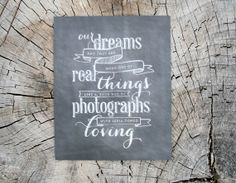 always better when we're together poster, jack johnson lyrics, chalk art print