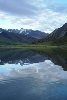 Gates of the Arctic National Park, discover ecosystems as they were thousands of years ago.