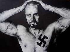 American History X: la banalità dell'intolleranza American History X, Play My Game, Primal Fear, Gangster Movies, Edward Norton, X Picture, Bruce Banner, Falling In Love With Him, Photo Canvas