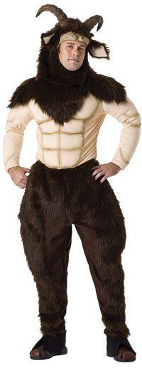 Super Deluxe Pan Adult Costume - Greek Costumes